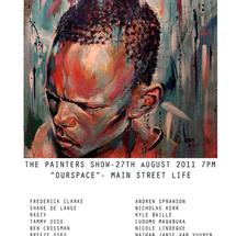 Thumbnail for 2011-08 | Satellite Spaces: The Painters Show @ OURSPACE, Main Street Life, Johannesburg
