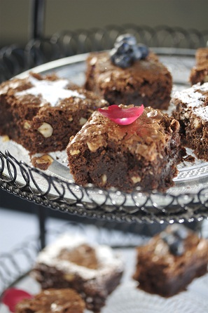 Chocolate brownies to die for!
