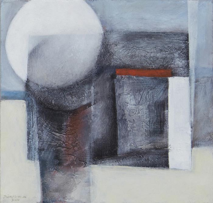 Abstract landscape III - SOLD