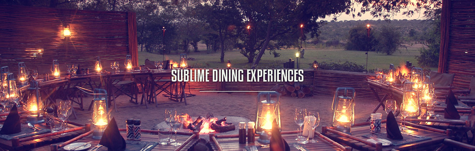 Sublime Dining Experiences