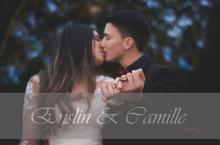 Thumbnail for Enslin & Camille's Wedding