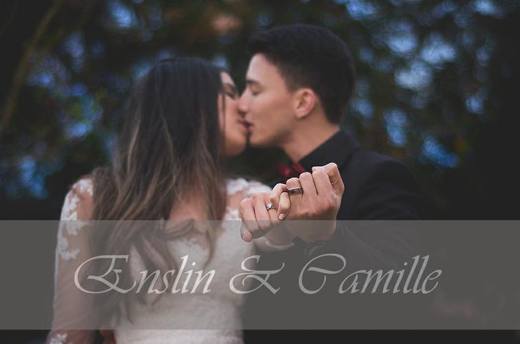 Thumbnail for Enslin & Camille's Wedding