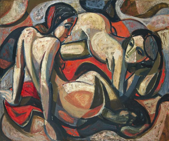 Nude composition