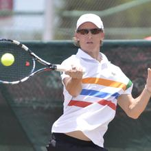 Thumbnail for SIMMONDS AND DE VOEST THROUGH TO POTCH FINALS