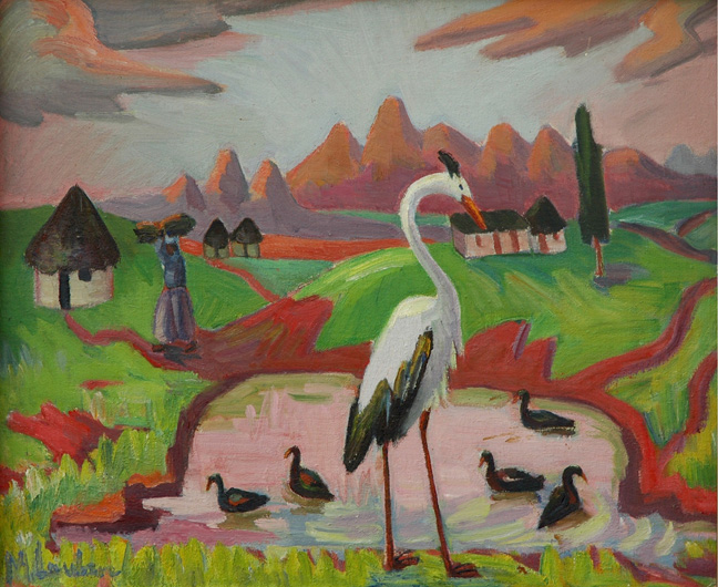 Heron - SOLD