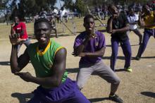 Thumbnail for Harare Haka