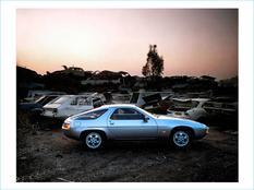 Porsche 928- Transvaal, 1982