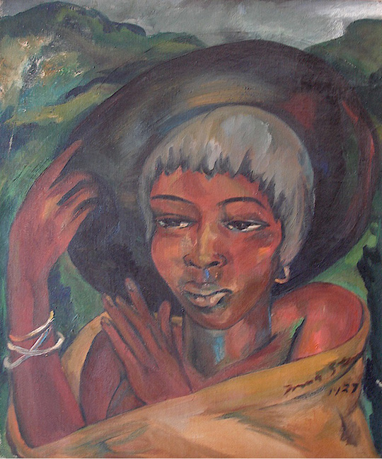 Tembu woman - SOLD