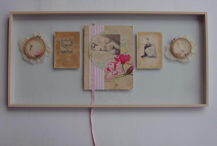 Untitled (Pink Magnolia)