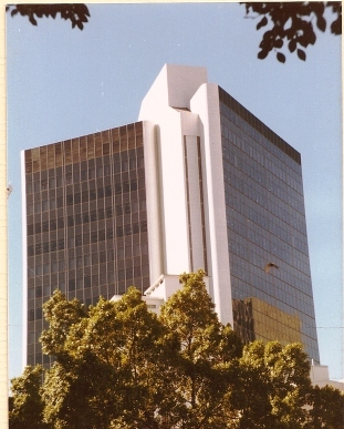 SA Reserve Bank Cape Town