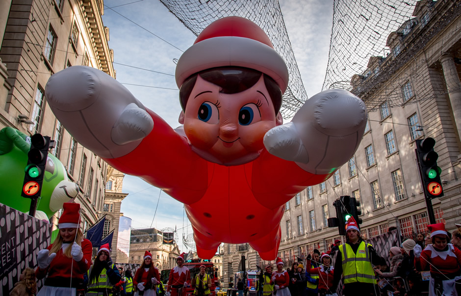 Hamleys Toy Parade 2017 - photo ©www.hazephotography.london