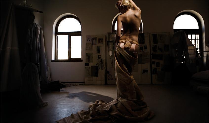 Thumbnail for Wedding Album | Nudes