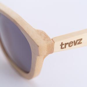Thumbnail for Trevs Bamboo Sunglasses