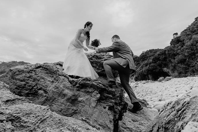 Knysna Wedding - Johan & Sunelle