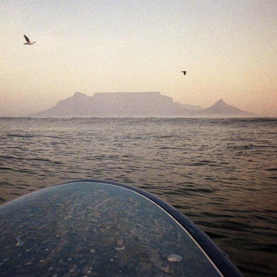 Table Mountain View from Longboard | Table View | Cape Town | South Africa