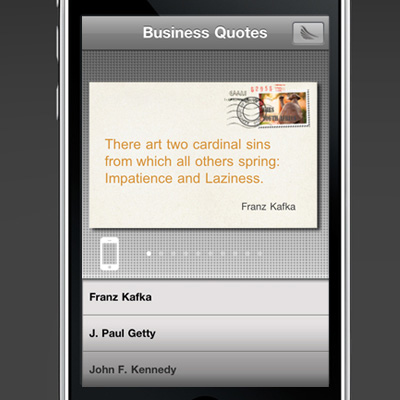 thumbnail for business quotes