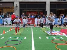 NFL on Regent Street 2014