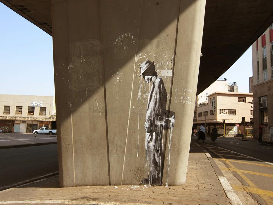 The Long Wait (2012) by Faith47 (Johannesburg)