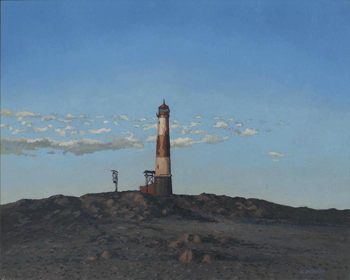 Diaz Point lighthouse, Luderitz - SOLD