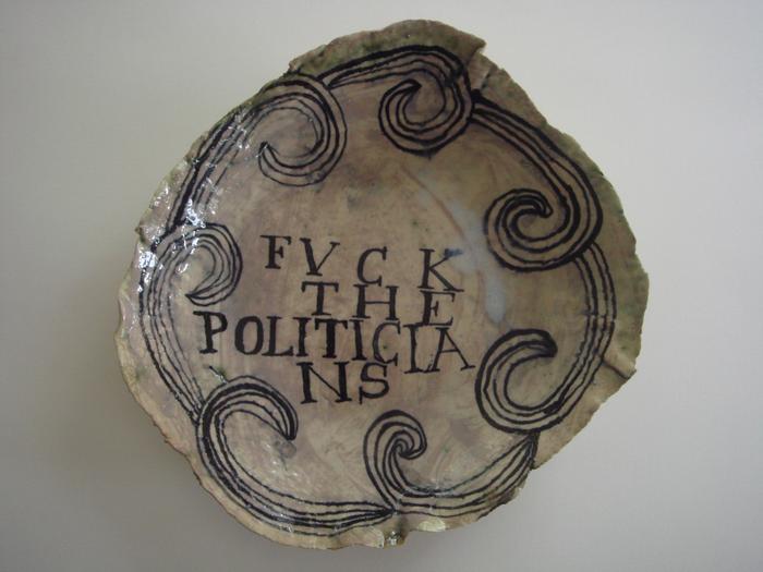 FUCK THE POLITICIANS