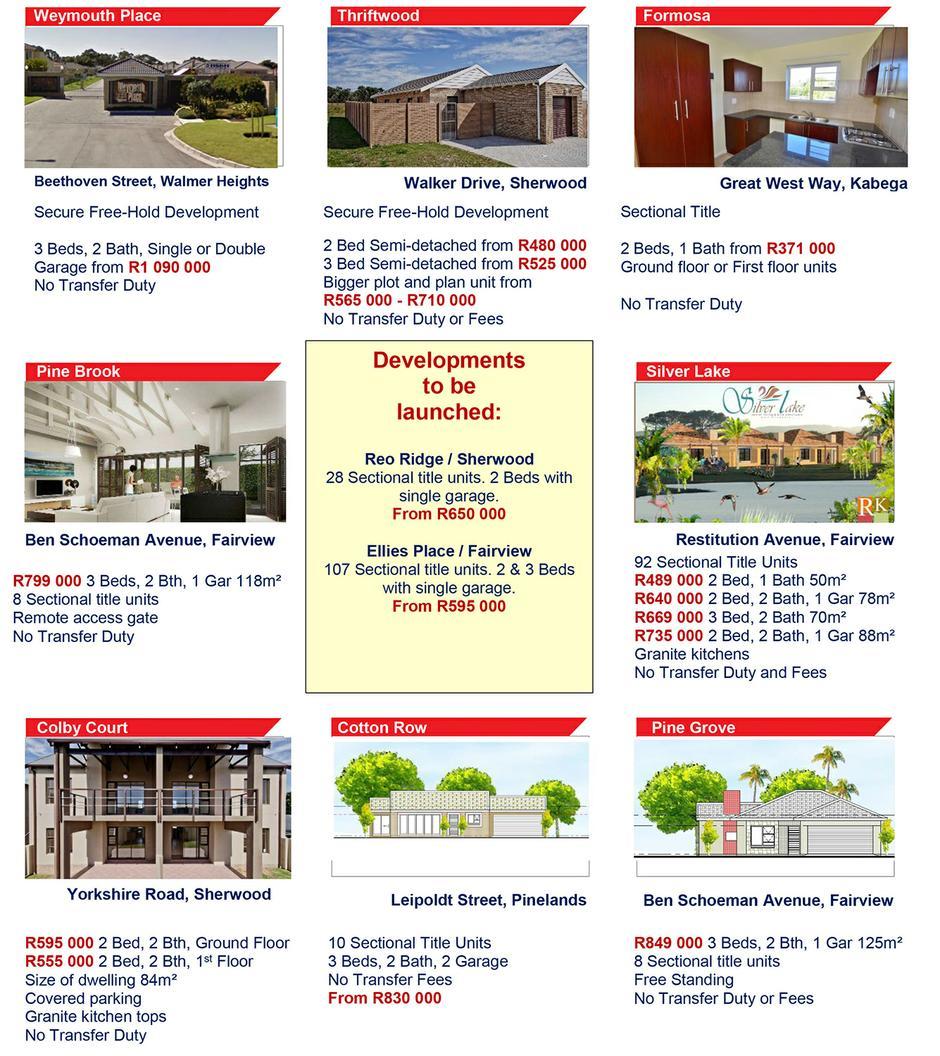 Property To Buy In Port Elizabeth