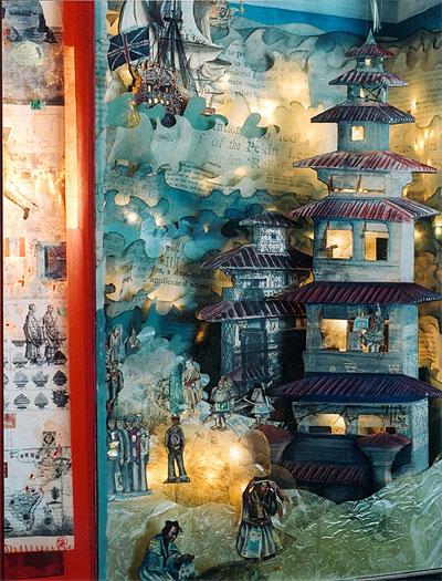 China Journey (Detail)