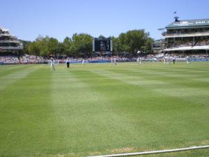 Thumbnail for Newlands Cricket - SA vs England