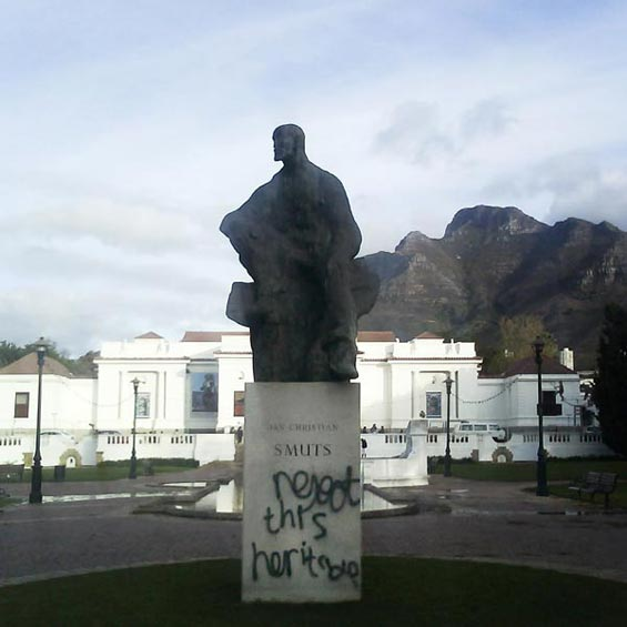 The Company Gardens on Heritage Day | Cape Town | South Africa