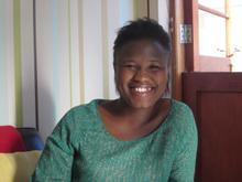 Thuli Gogela founder of Mzansi Style Cuisine