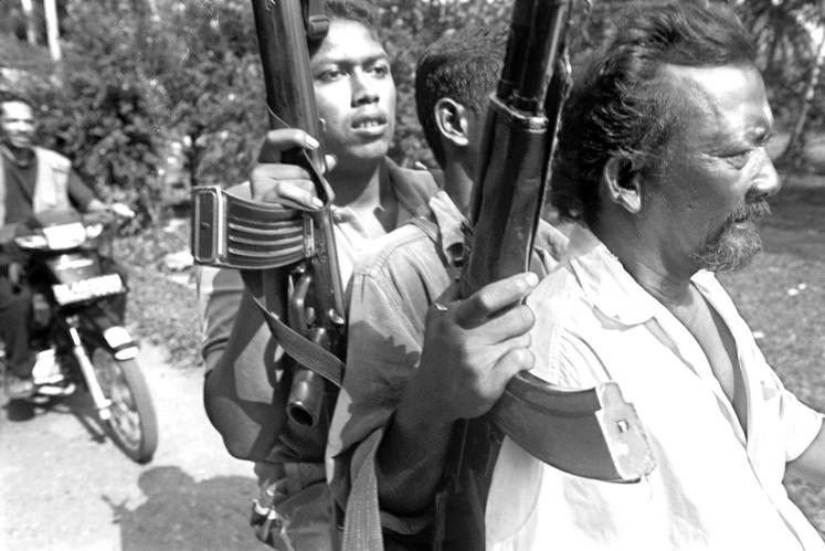 Thumbnail for Acehnese Rebels, Indonesia