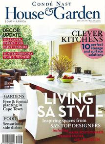 Thumbnail for HOUSE & GARDEN - AUG 2013
