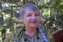 Gabrielle Lubowski at home