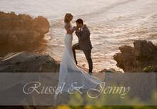 Thumbnail for Russel & Jenny's Wedding
