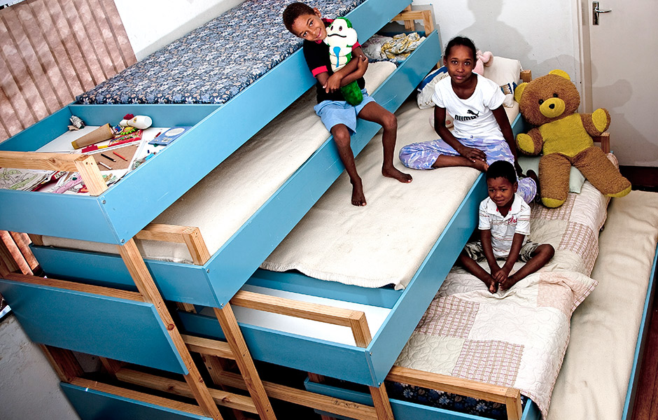 Nested Bunk Beds For Sale
