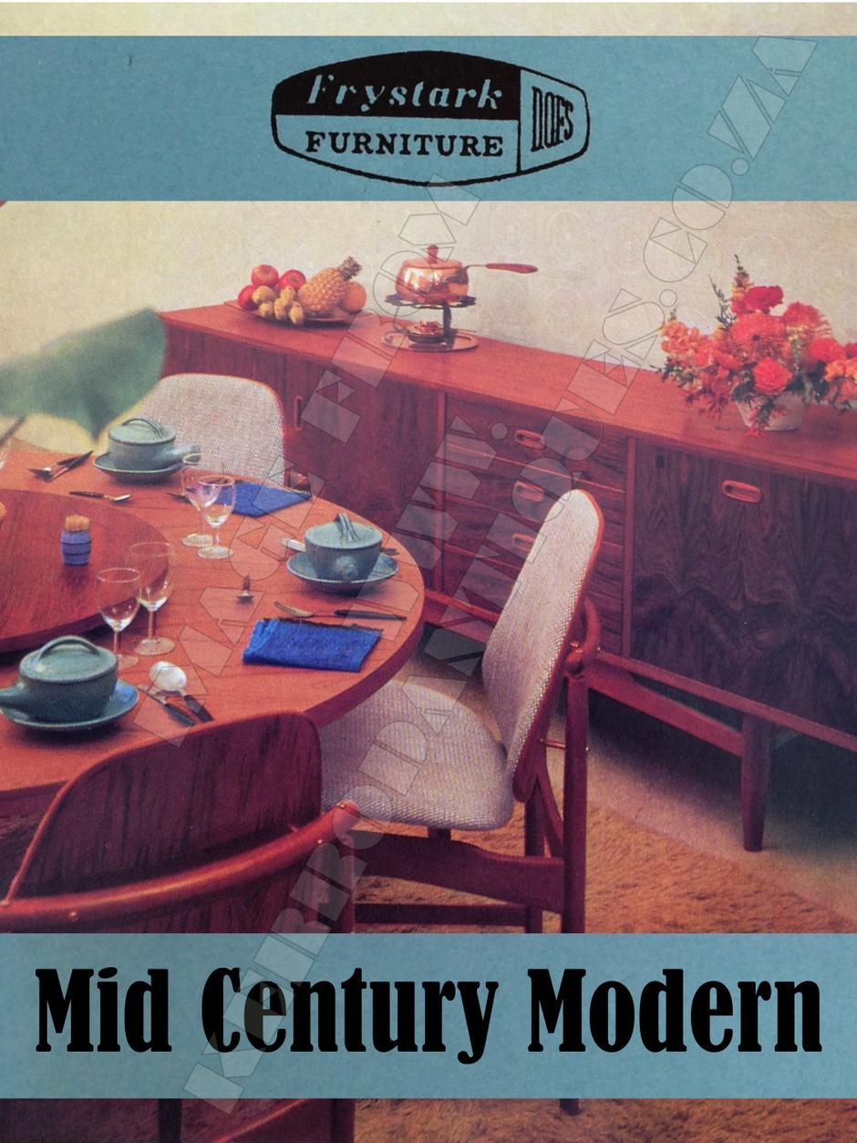 Frystark Mid Century Modern Furniture