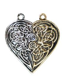 LT13 Tristan & Iseult Love Token Pair