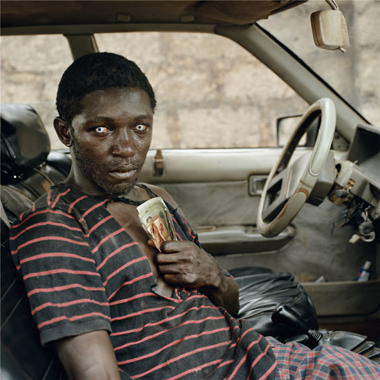 Thompson. Asaba, Nigeria, 2008