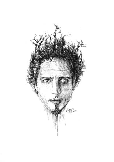 Chris Cornell - Musician / Soundgarden & Audioslave