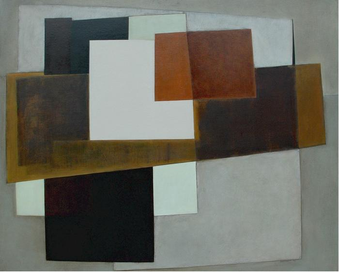 Contrast in harmony - SOLD