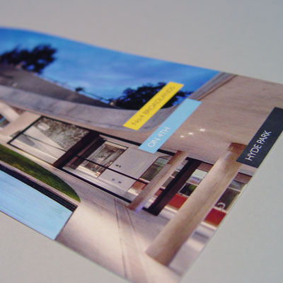 thumbnail for showhouse brochure
