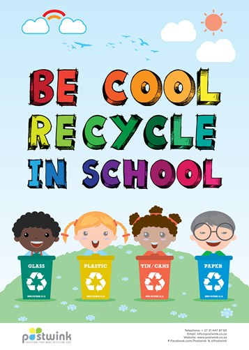 essays on recycling in schools