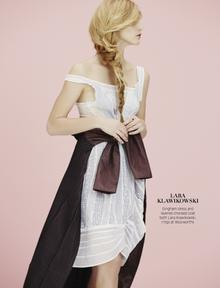 Thumbnail for LARA KLAWIKOWSKI featured in Style Africa May 2014