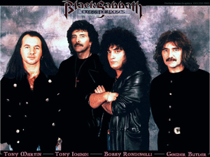 Black Sabbath in 1994
