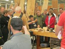 Thumbnail for Melbourne Working with Wood Show 2012