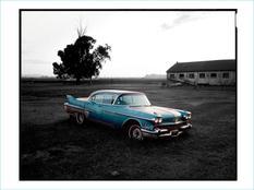 1958 Cadillac- Heidelberg, Transvaal, 1982