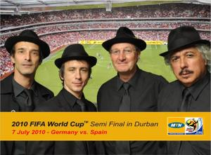 prematch function mtn  - semi-final