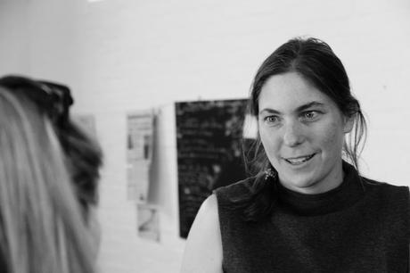 Katja Gentric, artist in residence