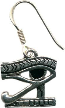 <b>JA7 Eye of Horus earrings - Health, Strength & Protection<br>Price:R320</b>