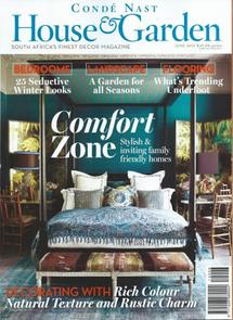 Thumbnail for HOUSE & GARDEN - MAY 2014