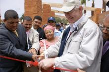The Official Handover of the Land and its Rights